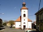 Kostel sv.Jakuba Většího - Ostrov