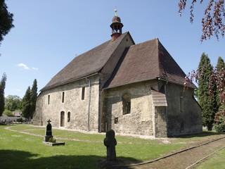 Kostel sv. Jakuba Většího - Ostrov