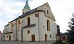 Kostel sv.Michaela Archanděla - Ostrov