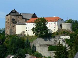 Hrad Bečov nad Teplou