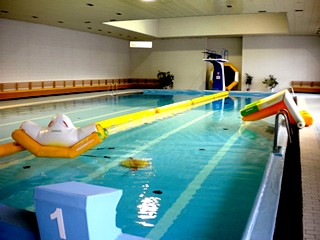 Krytý bazén - Bílina