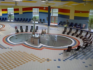 Krytý bazén Chomutov