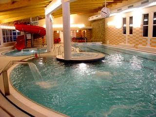 Krytý bazén Agricola - Jáchymov