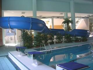 Krytý bazén Sokolov