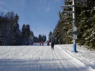 Skiareál Aš
