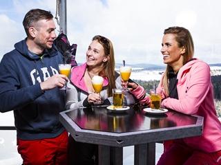 Skiareal Plešivec