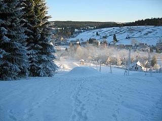 Skiareál Velflink Pernink