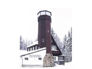 Rozhledna Olověný vrch - Bublava