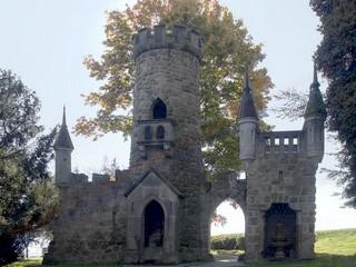 Rozhledna Salingburg - Františkovy Lázně