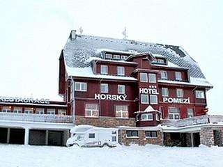 Hotel Pomezí - Cínovec
