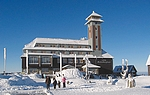 Skiareál Fichtelberg Krušné hory