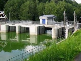 Vodní nádrž Skalka u Chebu